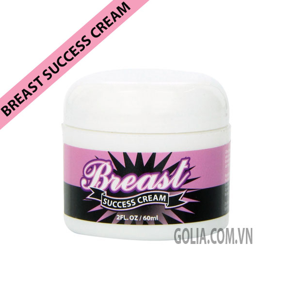 KEM THOA NỞ NGỰC BREAST SUCCESS  CREAM